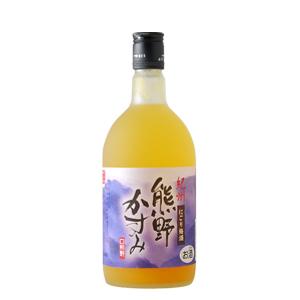 Unrefined Kishu Plum Liqueur Kumanokasumi