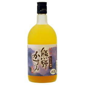 にごり梅酒 熊野かすみ